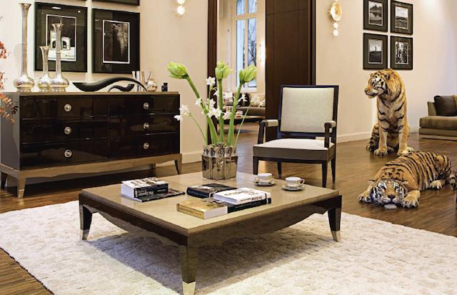 Le mobilier classique, tourné vers l\'export - Le Courrier du ...
