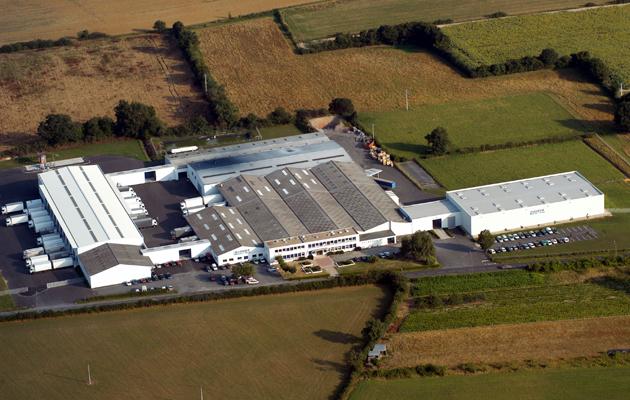 L'usine Duvivier de Joussé (Vienne)
