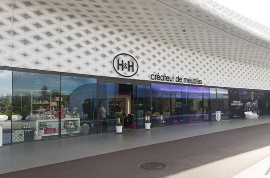 H&H createur de meubles