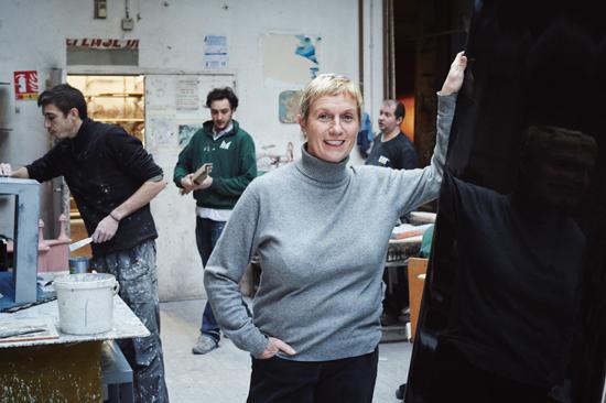 Paris, France. Atelier Midavaine. December 12, 2014. Inside the Atelier Midavaine. Photo: Antoine Doyen for The Wall Street Journal - GURU