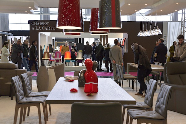 Salon Du Mobilier De Nantes Fevrier 2016 Le Courrier Du