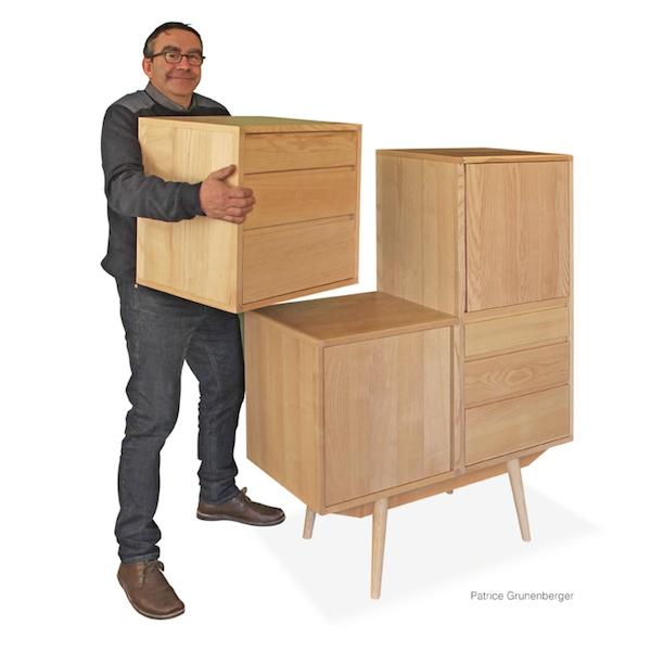Meuble armoire