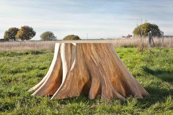 table Racines carré