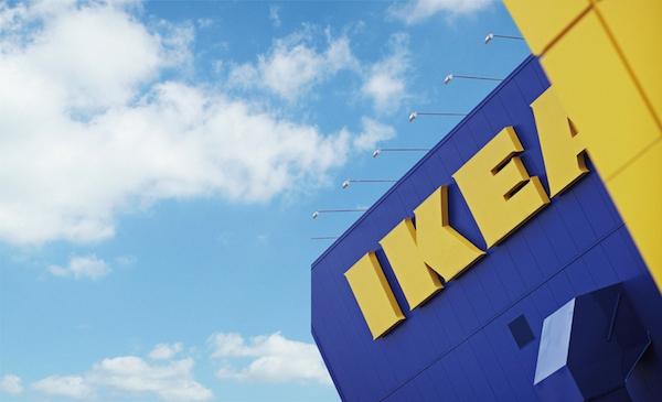 Ikea enseigne