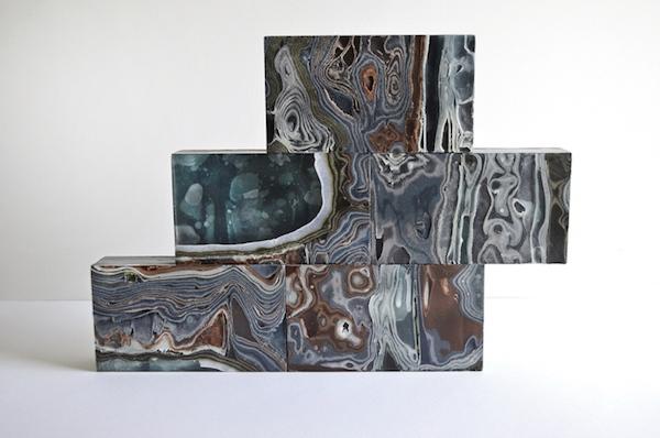 Matériau Minérare