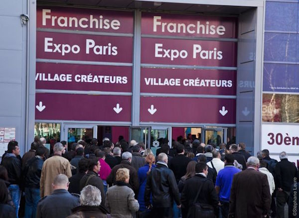 salon franchise paris 2014
