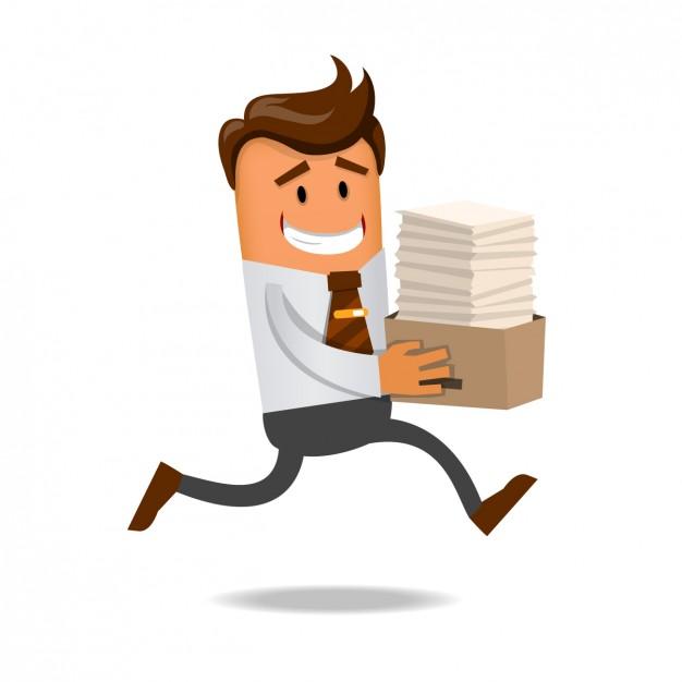 travailleur-fonctionnant-avec-un-grand-nombre-de-documents_1012-192