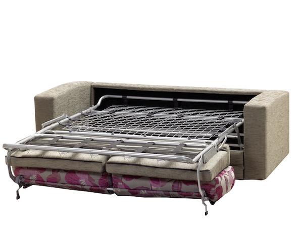 canapé-lit ergonomique