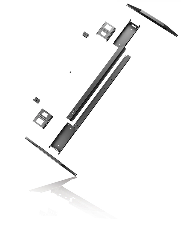 mécanisme ergonomique