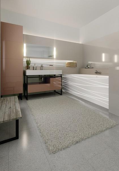 quelles tendances pour le panneau d cor le courrier du meuble et de l habitat. Black Bedroom Furniture Sets. Home Design Ideas