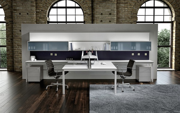 ZEFIRO - alea Bureaux expo mobilier de bureau