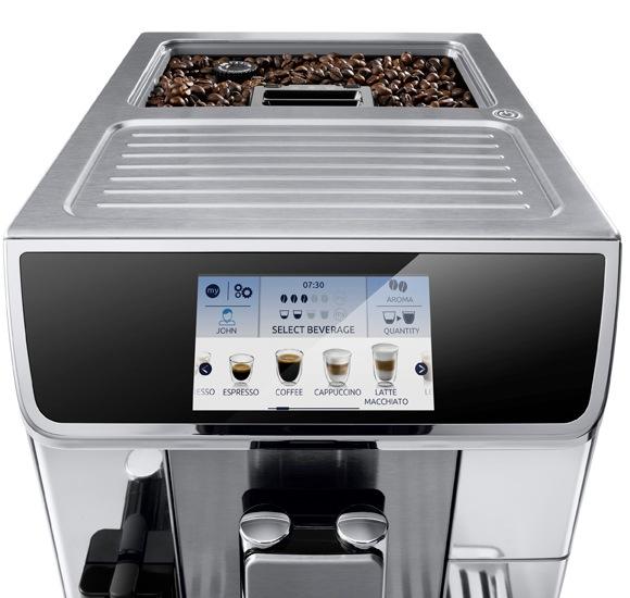 DeLonghi machine à espresso grand prix de l'innovation