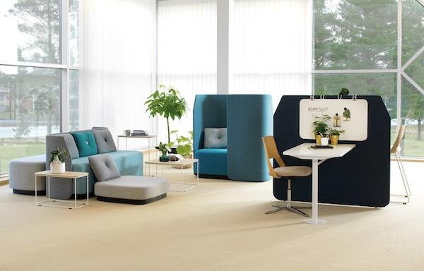 Mobilier bureau kinnarps meuble bureau kinnarps caisson deux