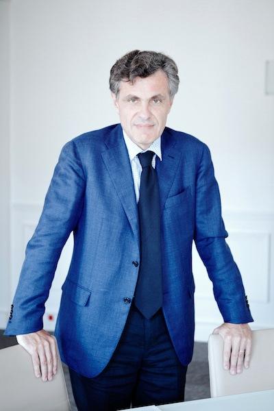 Jean-Louis Grevet, président de Perceva