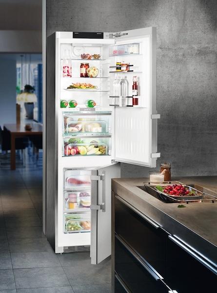 Liebherr frigo réfrigérateur grand prix de l'innovation