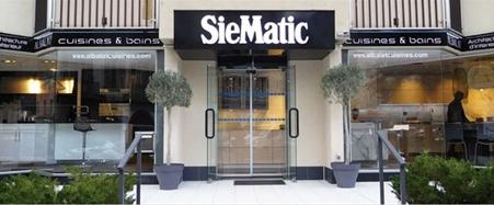 SIEMATIC showroom Nice