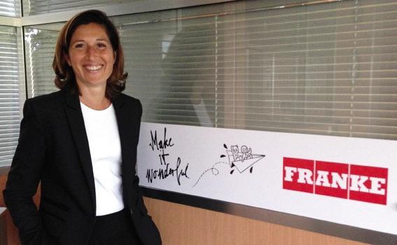Veronique DENISE Franke France