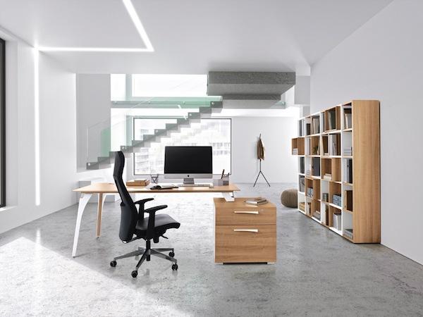 le salon du mobilier de bureau le courrier du meuble et de l habitat. Black Bedroom Furniture Sets. Home Design Ideas