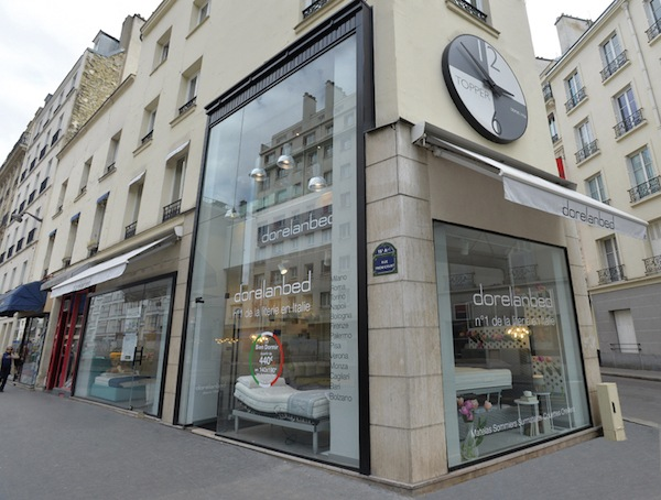 Boutique Dorelanbed Exterieur