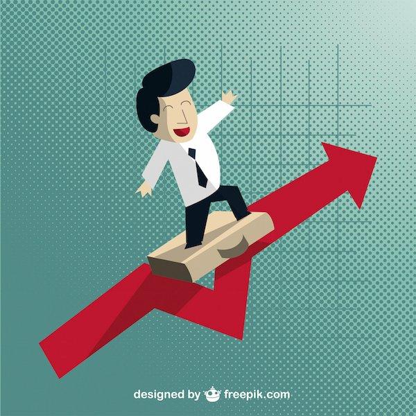 Business Situations croissance meuble