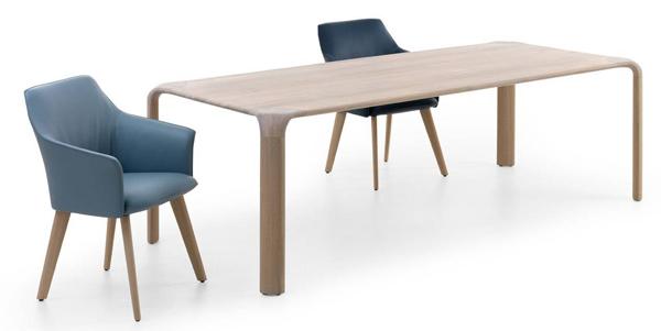leolux design tafel aurelio