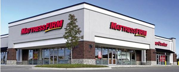 mattress firm STEINHOFF