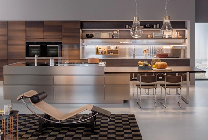 alliance de b b italia et arclinea le courrier du meuble. Black Bedroom Furniture Sets. Home Design Ideas