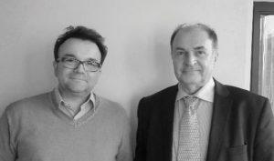 Christophe Lalla et Christian Gouret