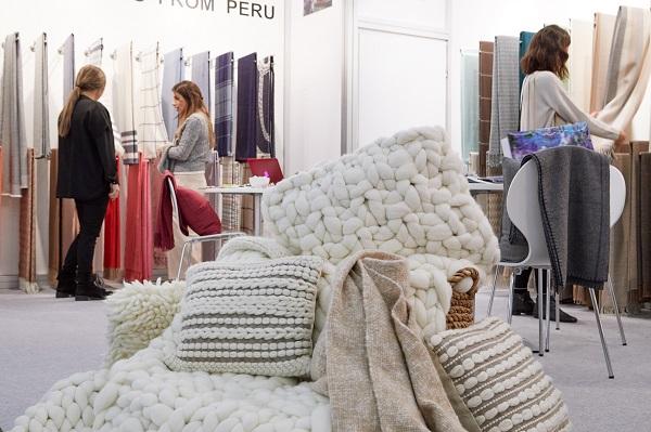andes-textiles-peru heimtextil 2017 francfort