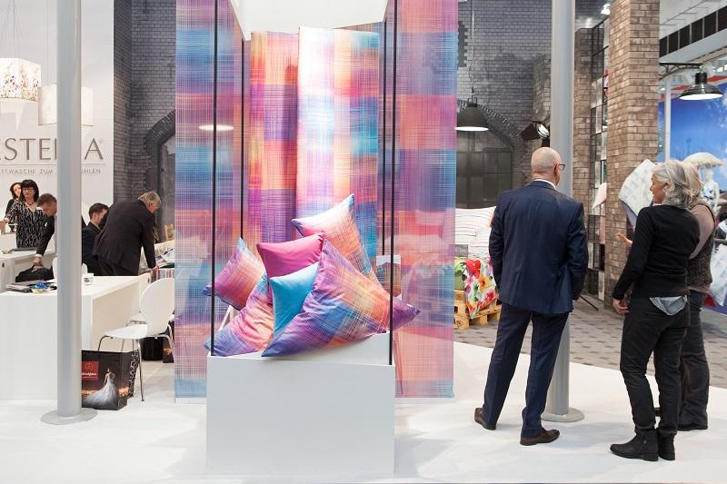 HEIMTEXTIL 2017, Messe Frankfurt Exhibition GmbH