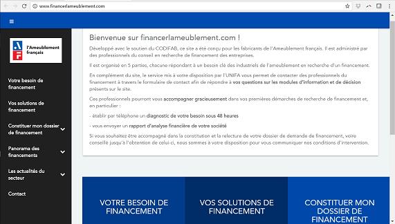 financement ameublement français