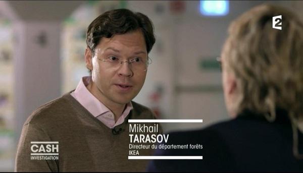 ikea cash investigation razzia sur le bois mikhail tarasov