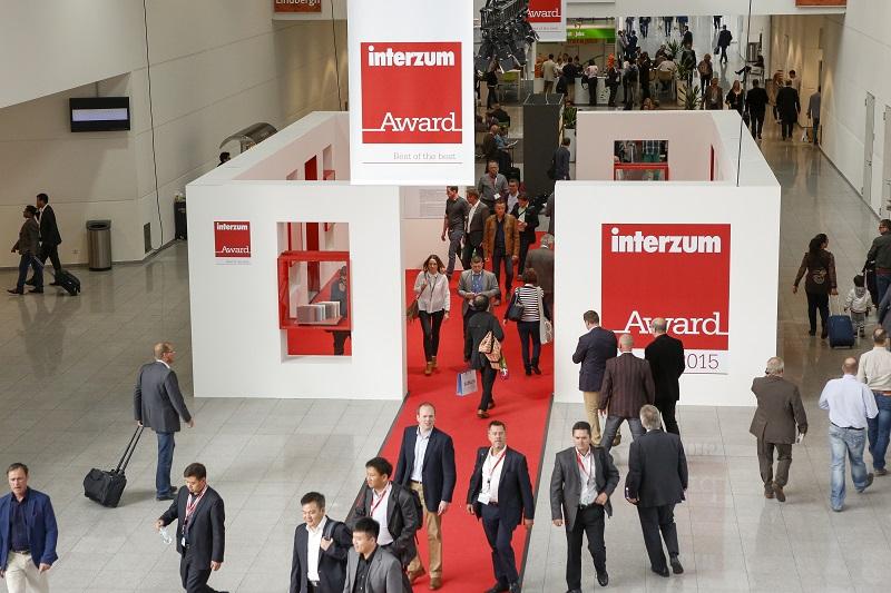 interzum Award, Boulevard Nord
