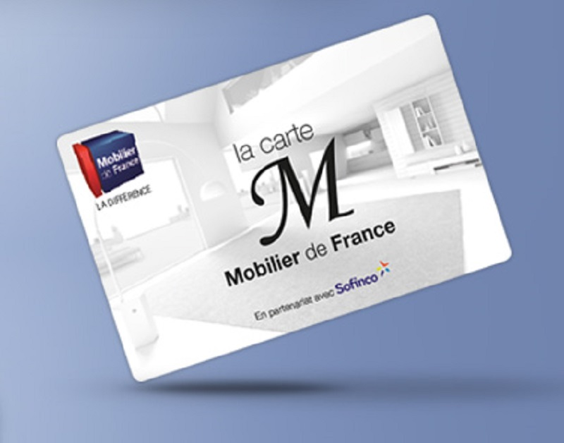 carte m sofinco mobilier de france