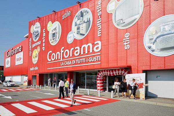 Groupe Conforama : ouverture du 9er magasin Maison Dépôt - Le
