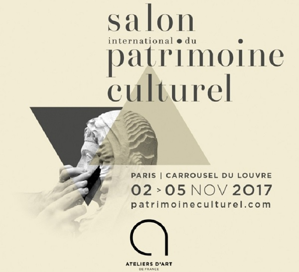 Salon international du patrimoine culturel valoriser l for Salon du patrimoine 2017