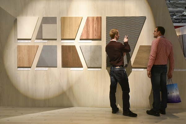 Stand: Passion on Demand, Materials & Nature, Halle 6