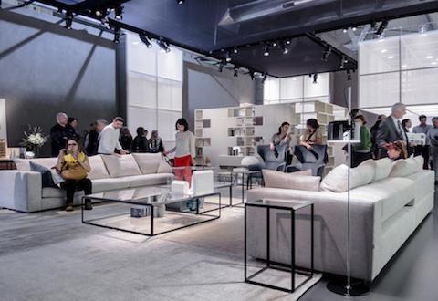 Le Salon Du Meuble De Milan 2015 Le Courrier Du Meuble