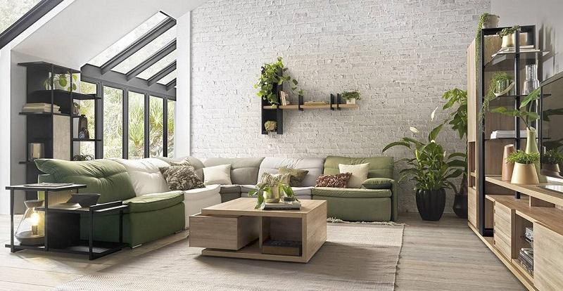 Le courrier du meuble et de l 39 habitat for Salon gautier