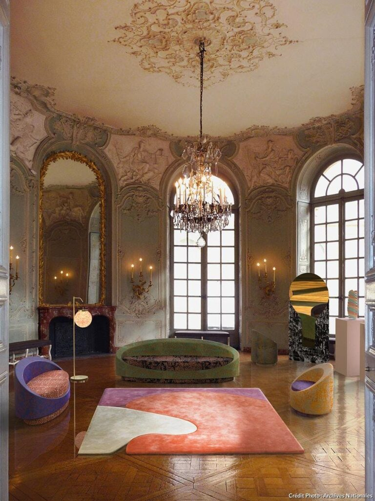 pierre-gonalons-paris-design-week- le courrier du meuble et de lhabitat