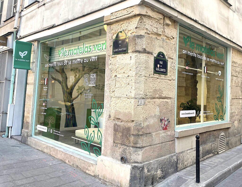 boutique le matelas vert - le courrier du meuble et de lhabitat