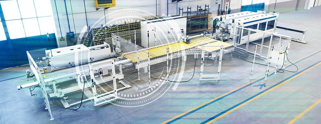 Ligne de production Celaschi (SCM)